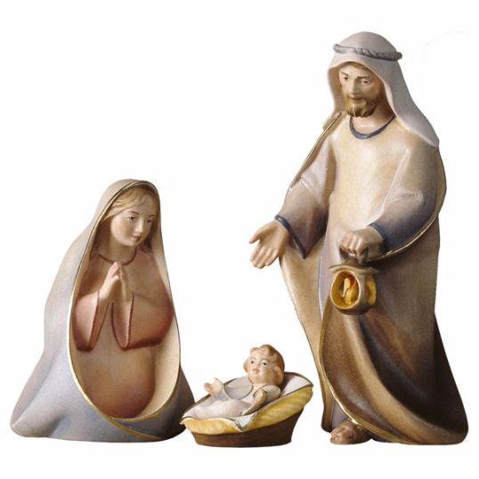 Sacra Famiglia Presepe Cometa