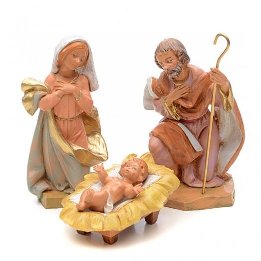 statue-presepio-15cm-fontanini-tinta-legno
