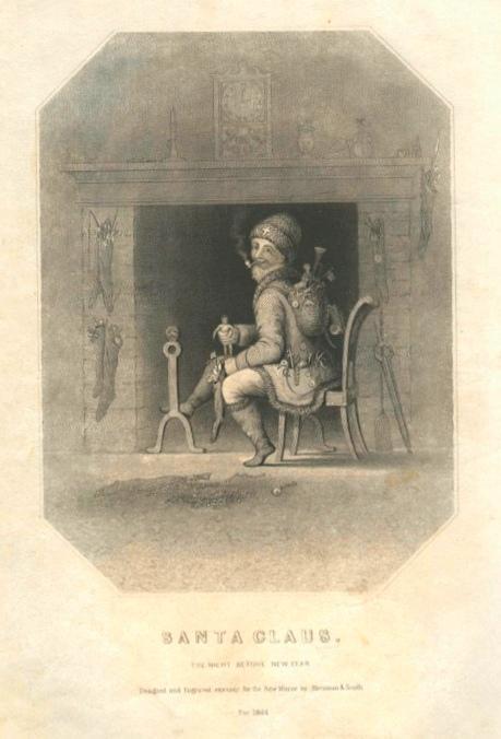 Babbo Natale 1844 Sherman Smith