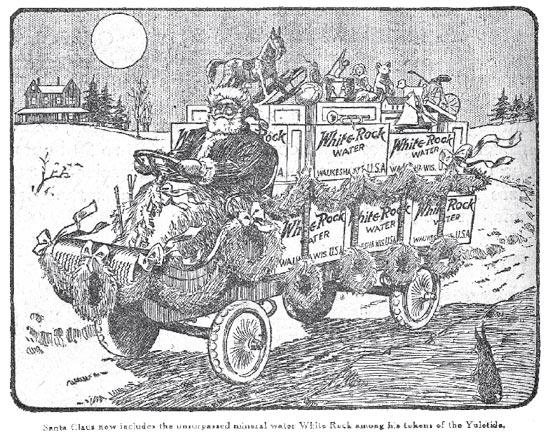 Babbo Natale pubblicità 2