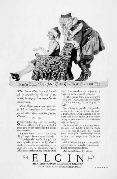 Babbo Natale pubblicità 4