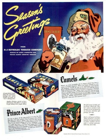 Babbo Natale pubblicità 5