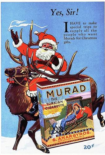 Babbo Natale pubblicità 7