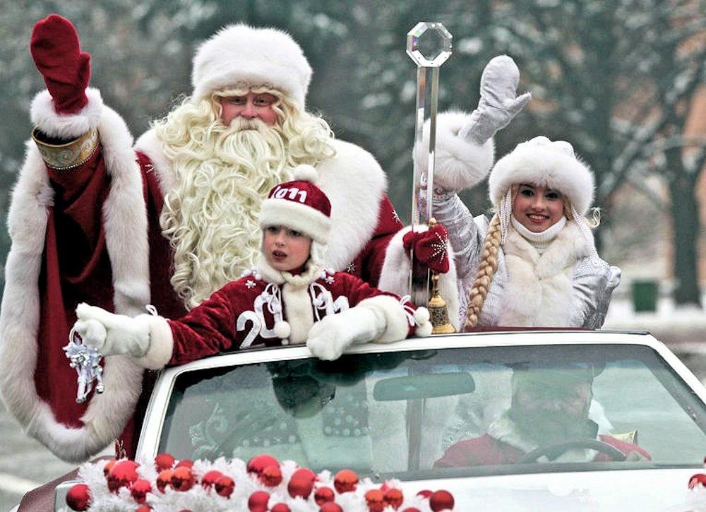 Ded Moroz Anno Nuovo