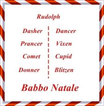 Reindeer Order