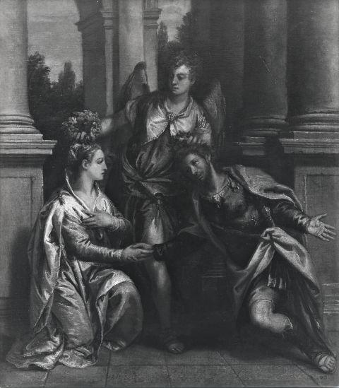 Cecilia e Valeriano