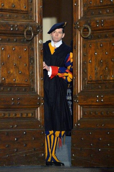 Sede Vacante 28 gennaio 2013