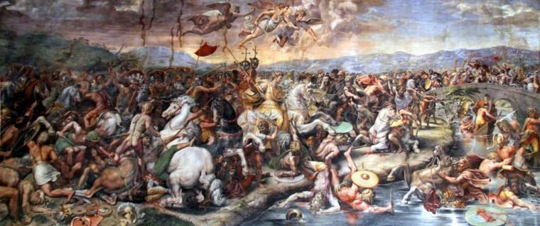 Battaglia Ponte Milvio