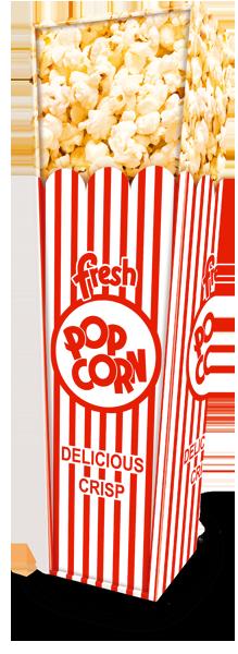 Cassa da morto popcorn