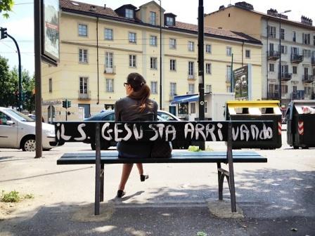"""il s.gesu sta arrivando"": fotografia di Daniele Bernardi (www.danielebernardi.it)"