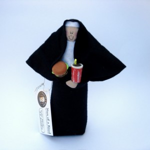 Suor Wendy McDonald - Nun of a Kind