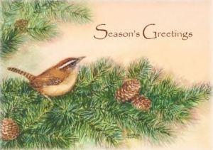 wren christmas