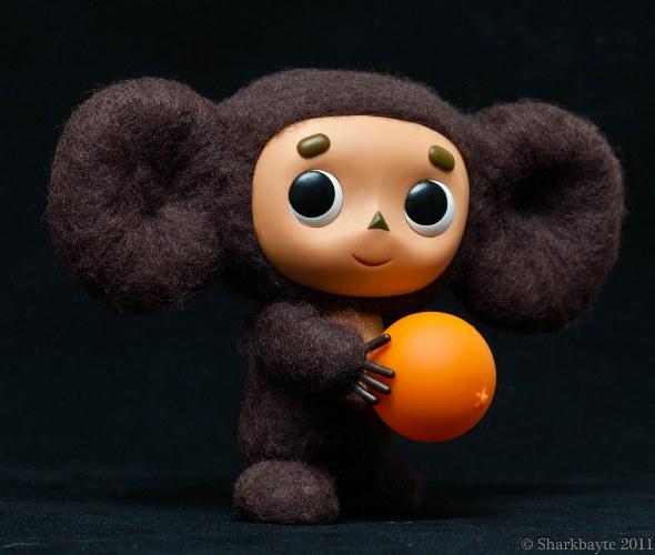 Cheburashka 4