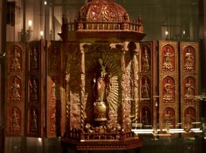 Altare portatile Goa