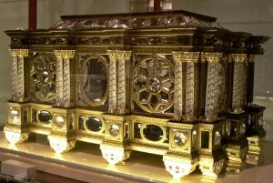 Cofano eucaristico Goa