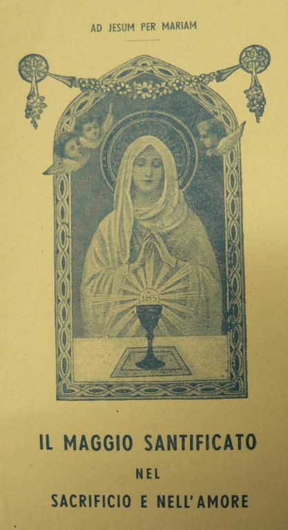 Maggio santificato 1