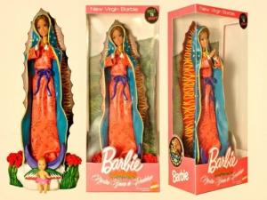 Barbie Madonna di Guadalupe