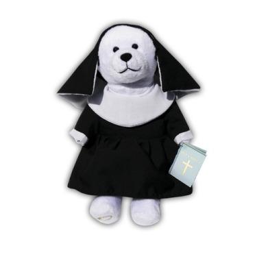 """Orsacchiotto suora per la serie """"Holy Bears"""" - click sull'immagine per accedere alla pagina prodotto"""