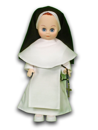 """Bambola domenicana per la serie """"Saintly Sisters"""" - click sull'immagine per accedere alla pagina prodotto"""