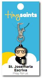 """""""Escrivà Tiny Saint"""" - click sull'immagine per accedere alla pagina prodotto"""