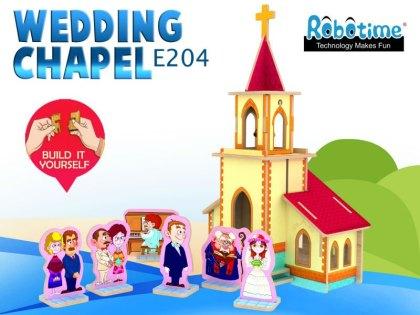 Chiesa nuziale Robotime - fare click sull'immagine per accedere alla pagina prodotto