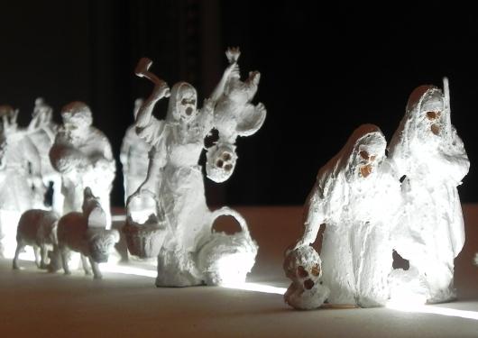 Il Presepe che non torna, Richi Ferrero, 2014 - fotografia mia