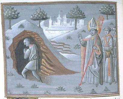 Purgatorio Patrizio Legenda Aurea