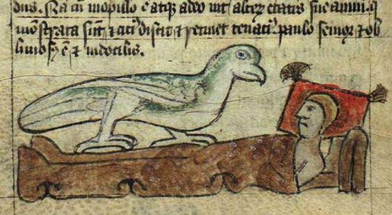 GKS 1633 4º Bestiarius f.33v