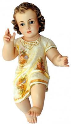 Gesù Bambino benedicente 2