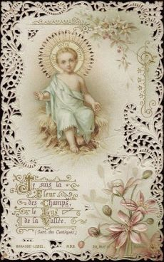 Gesù Bambino benedicente 3