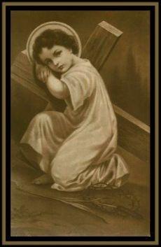 Gesù Bambino della Passione 3