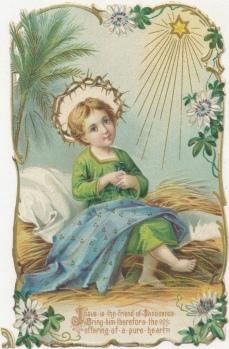 Gesù Bambino della Passione 5
