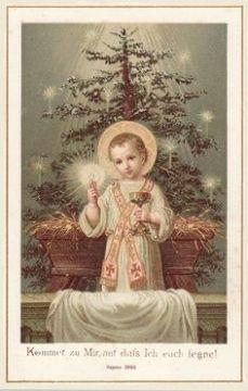 Gesù Bambino Eucaristico 3