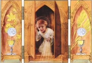 Gesù Bambino Eucaristico 4