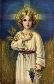 Gesù Bambino Eucaristico 6