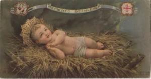 Gesù Bambino in fasce 1