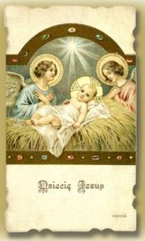 Gesù Bambino in fasce 4