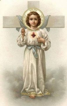 Gesù Bambino risorto 2
