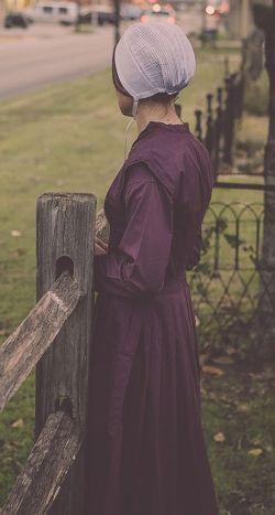 (Ma se dicessi che a me i vestiti delle donne amish piacciono tantissimo?)