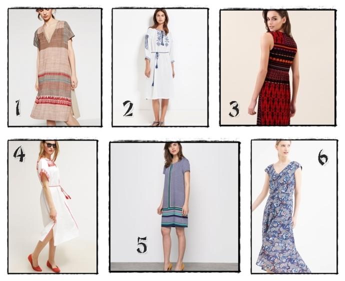 Stile etnico moda casta 2016