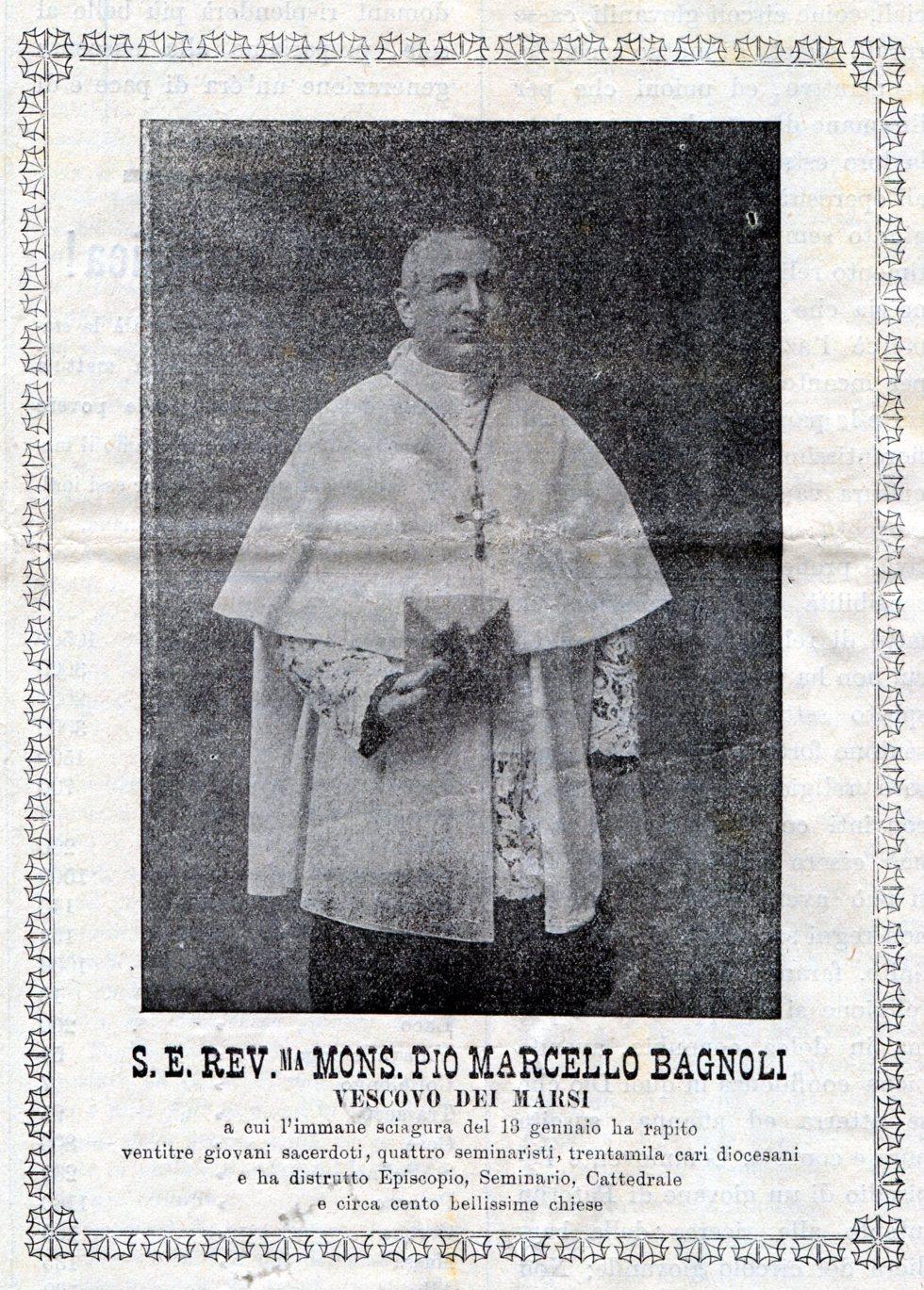 [Pillole di Storia] Il vescovo e il terremoto