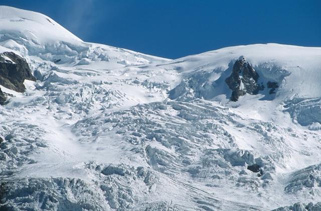 Il ghiacciaio del Felik - click sull'immagine per accedere alla fotografia originale