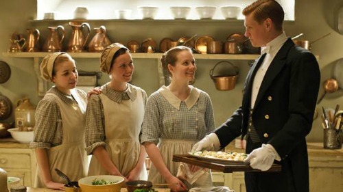 Downton-Abbey-Servants