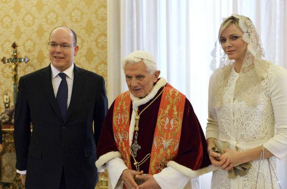 Charlene Papa Ratzinger