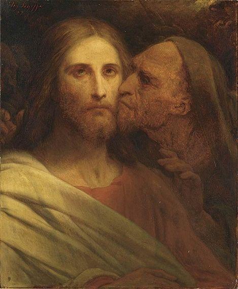 Bacio di Giuda