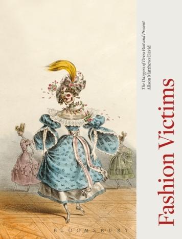 Fashion Victims Copertina Libro