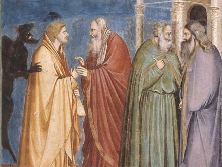 Giuda Cappella Scrovegni