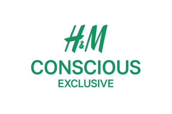 h&m consciuos logo