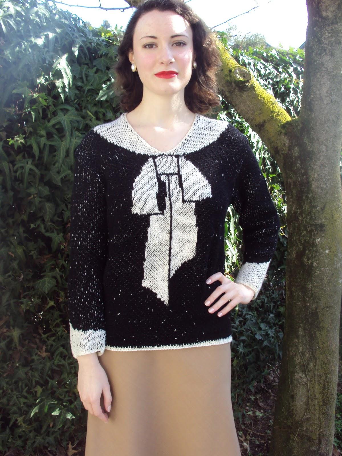 Elsa Schiaparelli Maglione