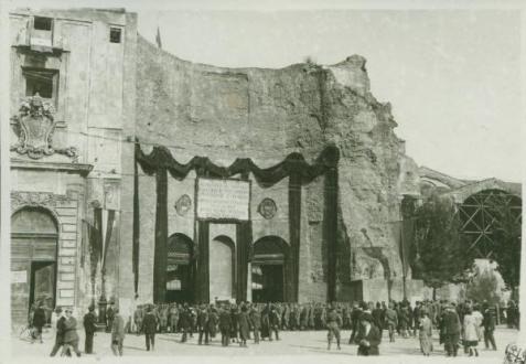 Milite Ignoto Roma Santa Maria degli Angeli